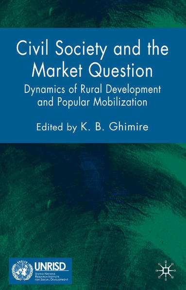 Civil Society and the Market Question - Coverbild