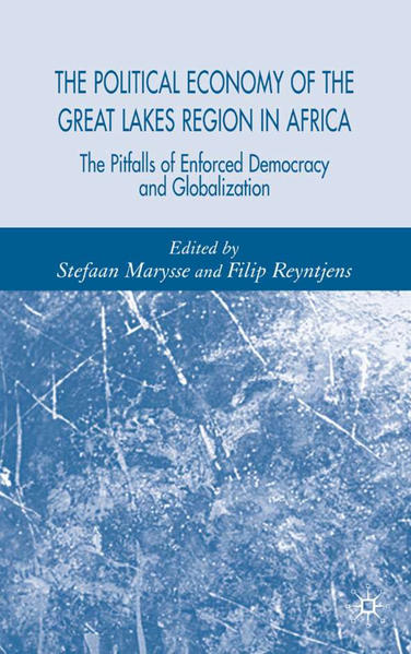 The Political Economy of the Great Lakes Region in Africa - Coverbild
