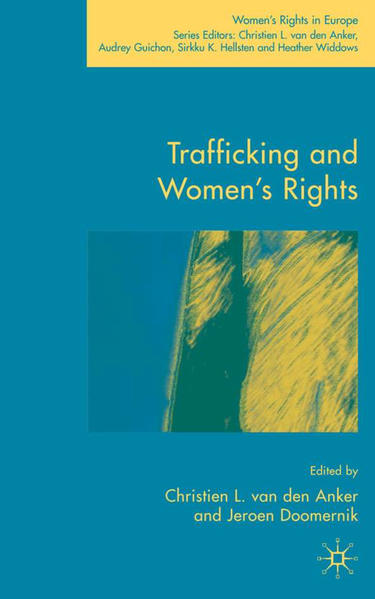 Trafficking and Women's Rights - Coverbild