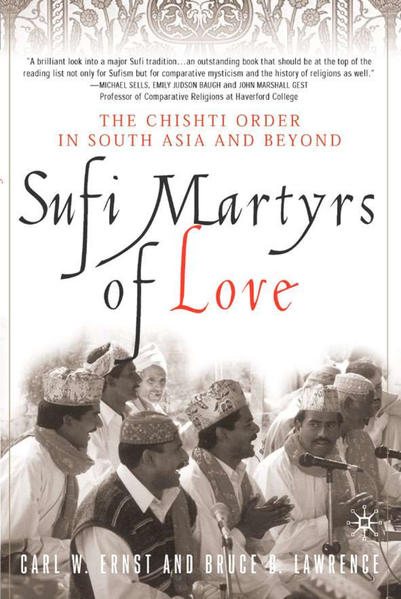 Sufi Martyrs of Love - Coverbild