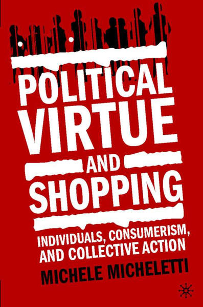 Political Virtue and Shopping - Coverbild