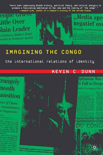 Imagining the Congo - Coverbild