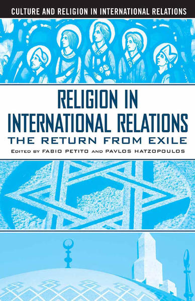 Religion in International Relations - Coverbild