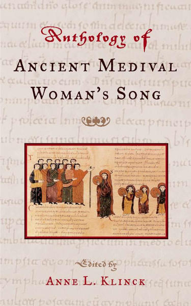 Anthology of Ancient Medival Woman's Song - Coverbild