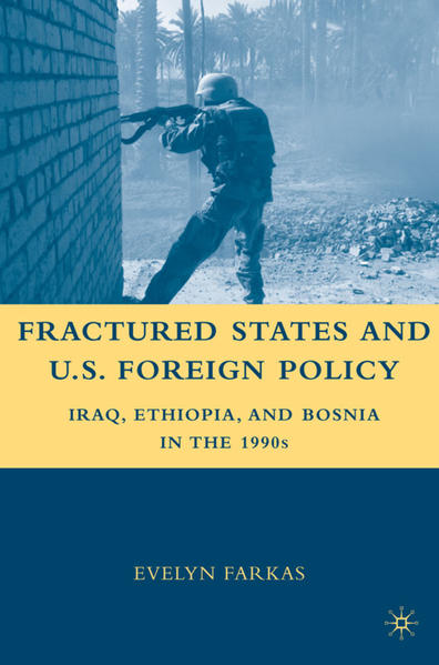 Fractured States and U.S. Foreign Policy - Coverbild