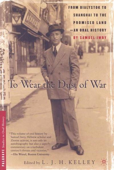 To Wear the Dust of War - Coverbild