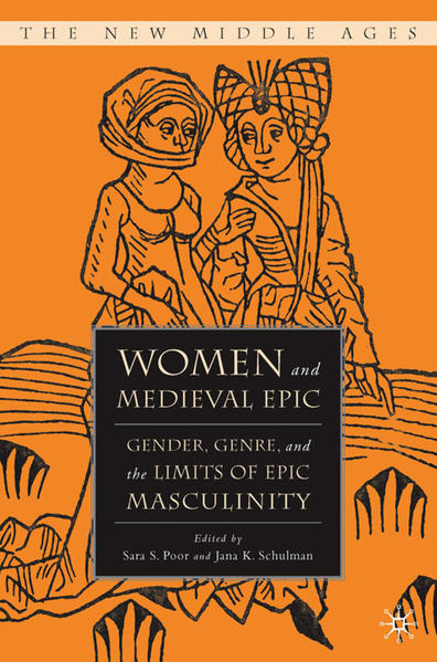 Women and the Medieval Epic - Coverbild