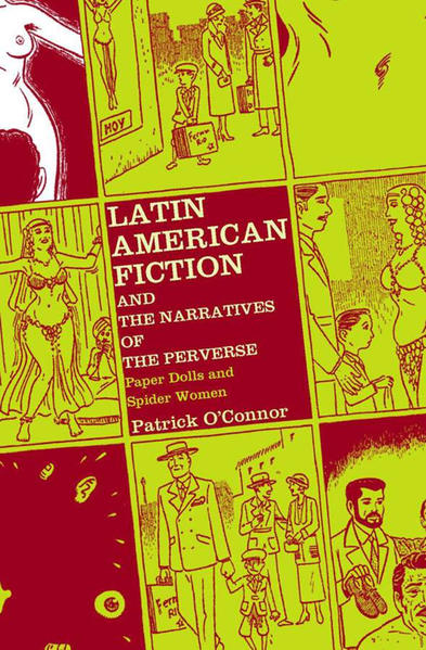 Latin American Fiction and the Narratives of the Perverse - Coverbild