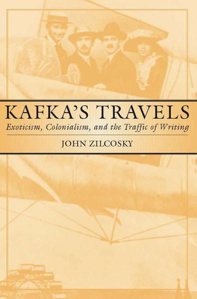 Kafka's Travels - Coverbild