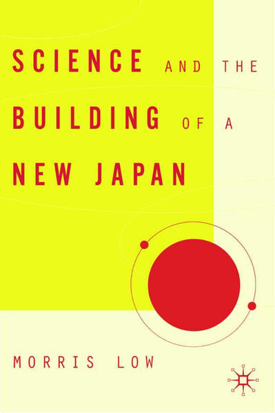 Science and the Building of a New Japan - Coverbild