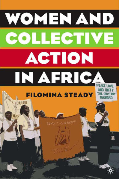 Women and Collective Action in Africa - Coverbild