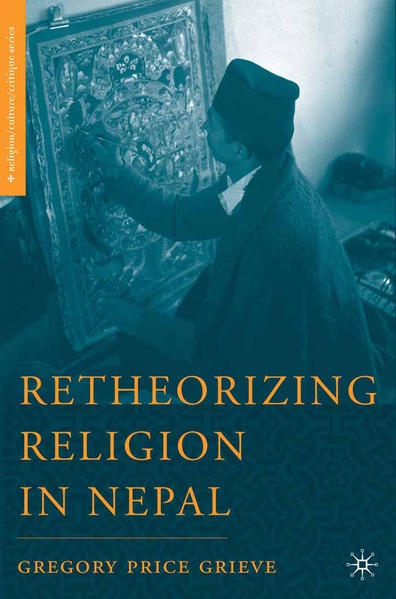 Retheorizing Religion in Nepal - Coverbild