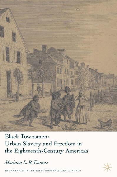 Black Townsmen - Coverbild