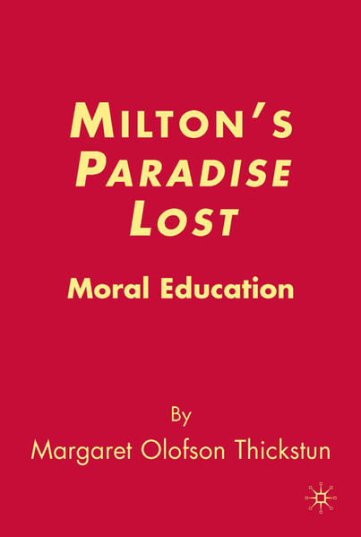 Milton's Paradise Lost - Coverbild