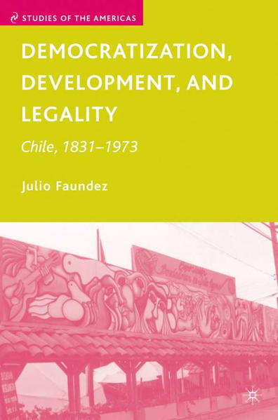 Democratization, Development, and Legality - Coverbild