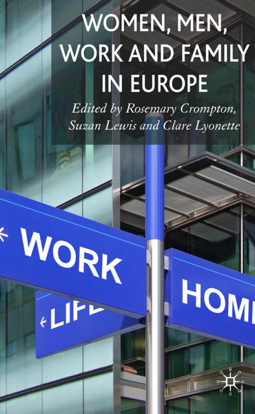Women, Men, Work and Family in Europe - Coverbild