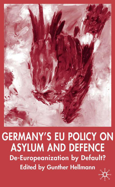 Germany's EU Policy on Asylum and Defence - Coverbild