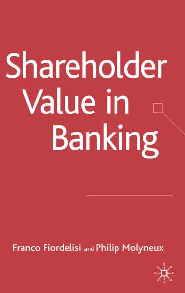 Shareholder Value in Banking - Coverbild