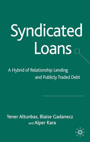 Syndicated Loans - Coverbild