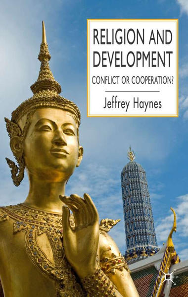 Religion and Development - Coverbild