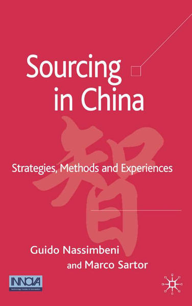 Sourcing in China - Coverbild
