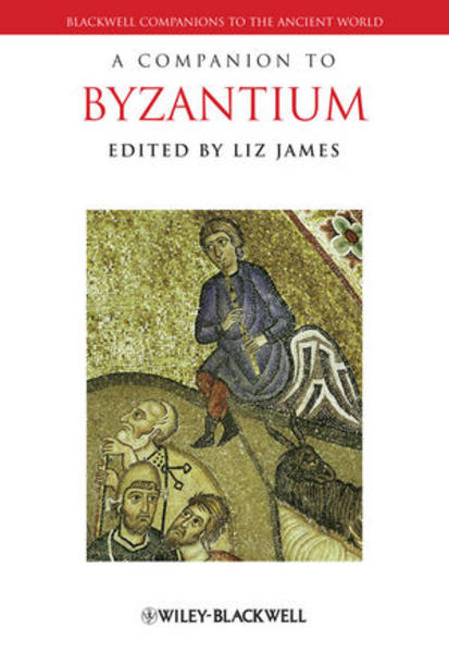 A Companion to Byzantium - Coverbild