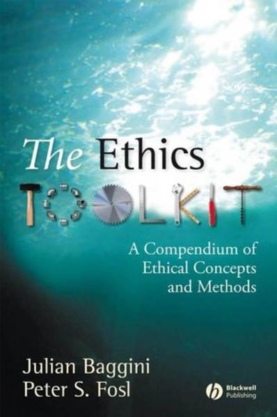 The Ethics Toolkit - Coverbild