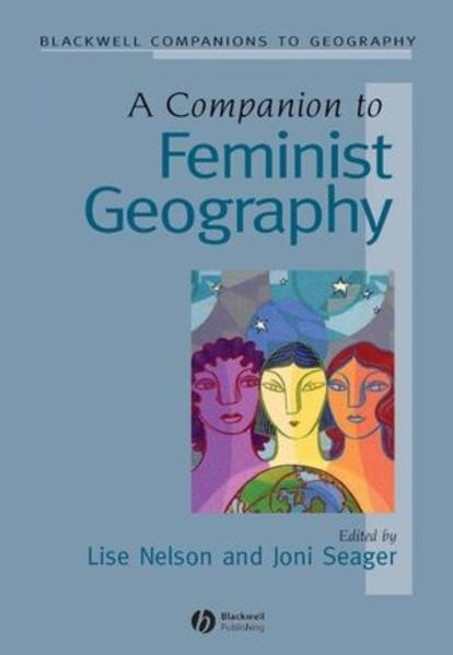 A Companion to Feminist Geography - Coverbild