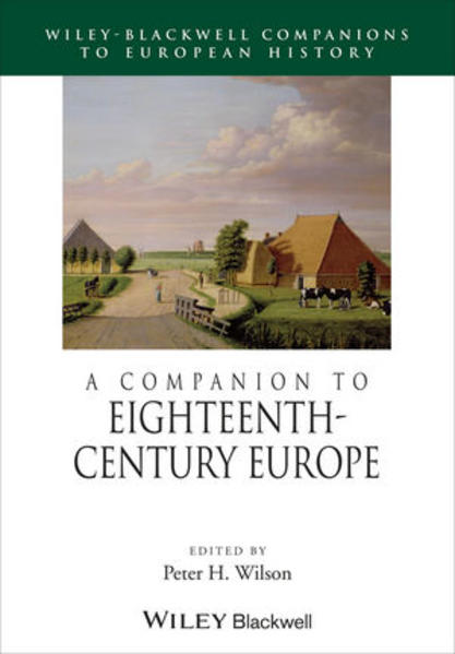 A Companion to Eighteenth-Century Europe - Coverbild
