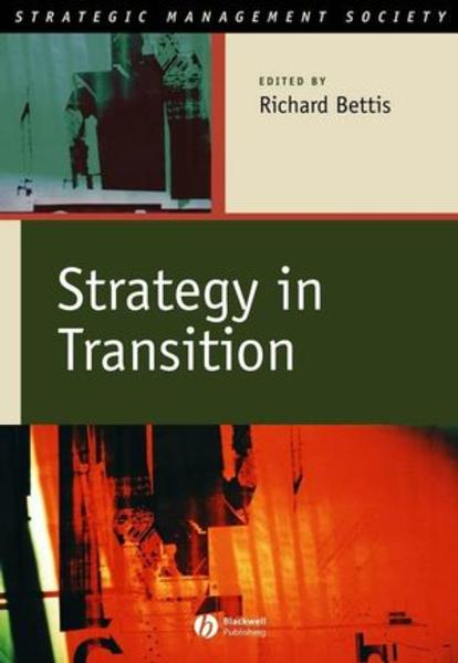 Strategy in Transition - Coverbild