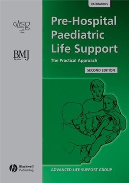 Pre-Hospital Paediatric Life Support - Coverbild