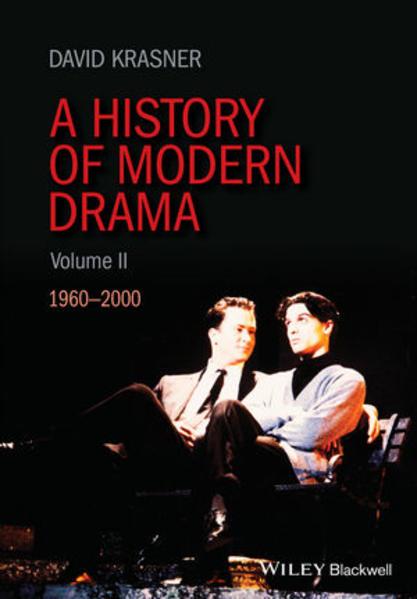 A History of Modern Drama, Volume II - Coverbild
