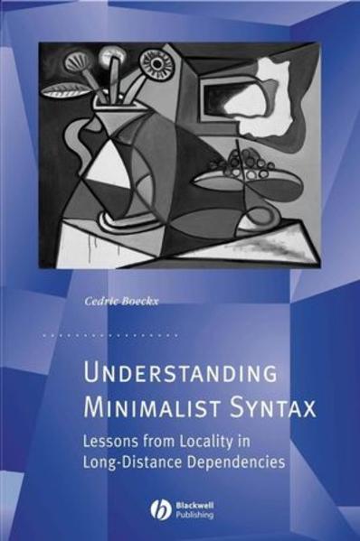 Understanding Minimalist Syntax - Coverbild