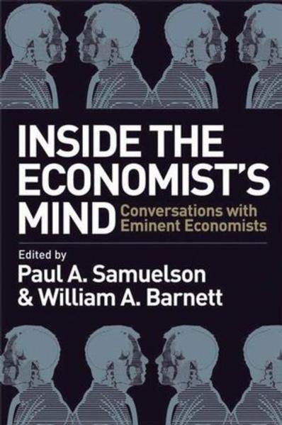 Inside the Economist's Mind - Coverbild