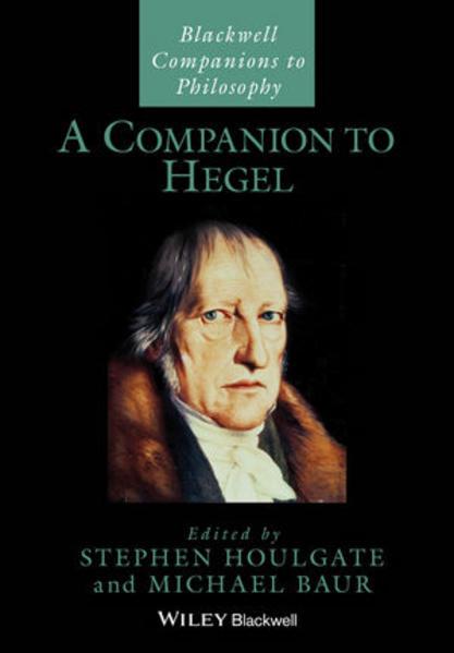 A Companion to Hegel - Coverbild