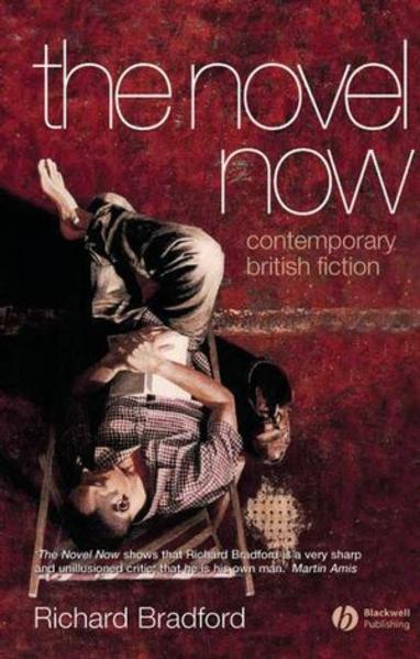 The Novel Now - Coverbild