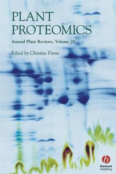Annual Plant Reviews, Volume 28, Plant Proteomics - Coverbild