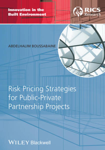 Risk Pricing Strategies for Public-Private Partnership Projects - Coverbild