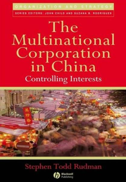 The Multinational Corporation in China - Coverbild