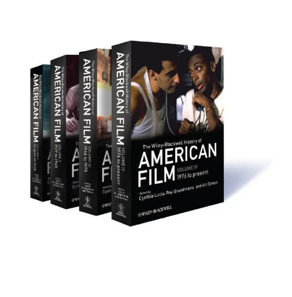 The Wiley-Blackwell History of American Film - Coverbild