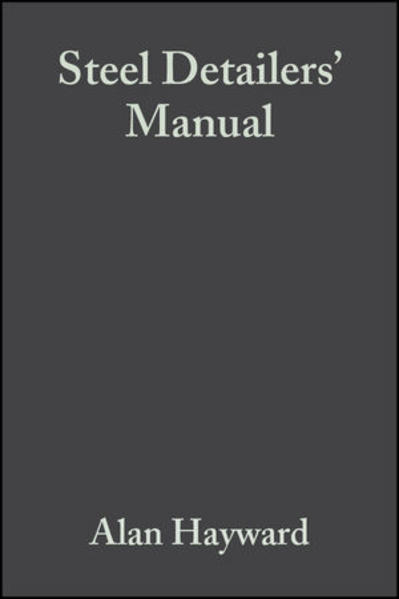 Steel Detailers' Manual - Coverbild