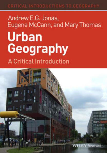 Urban Geography - Coverbild
