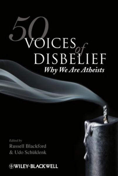 50 Voices of Disbelief - Coverbild