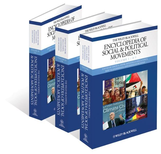 The Wiley-Blackwell Encyclopedia of Social and Political Movements - Coverbild