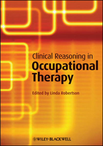 Clinical Reasoning in Occupational Therapy - Coverbild
