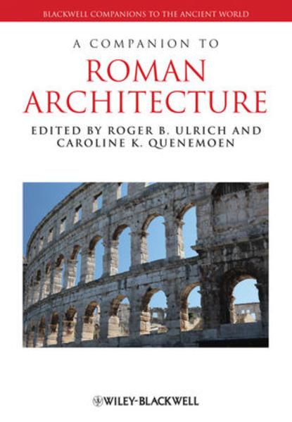 A Companion to Roman Architecture - Coverbild