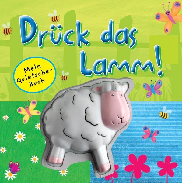 Drück das Lamm - Coverbild