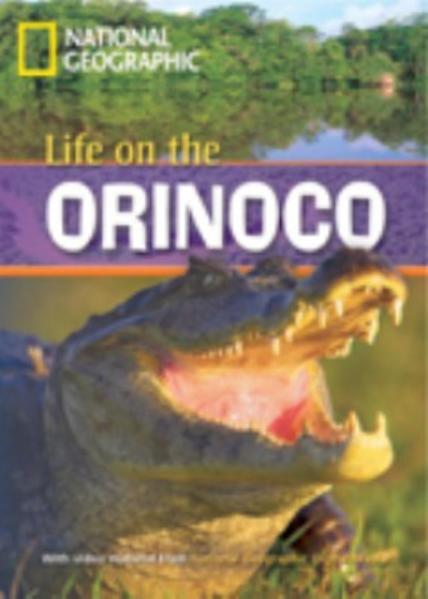Life on the Orinoco - Coverbild