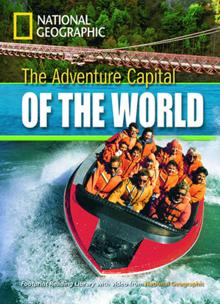 The Adventure Capital of the World - Coverbild