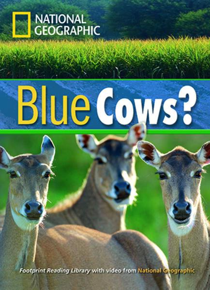 Blue Cows? - Coverbild